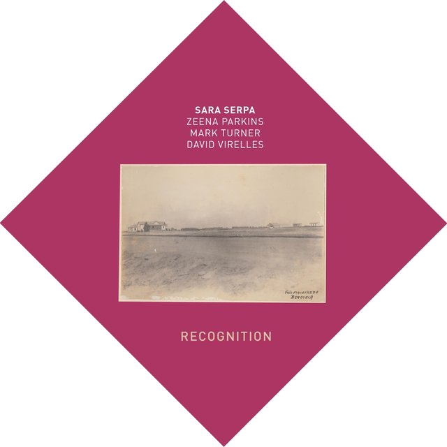 Cover art for album Recognition by Sara Serpa