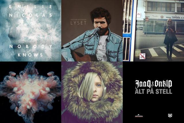 Cover art for album NRK P3: Norsktoppen by User