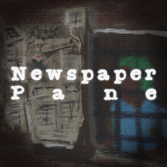 Newspaper Pane