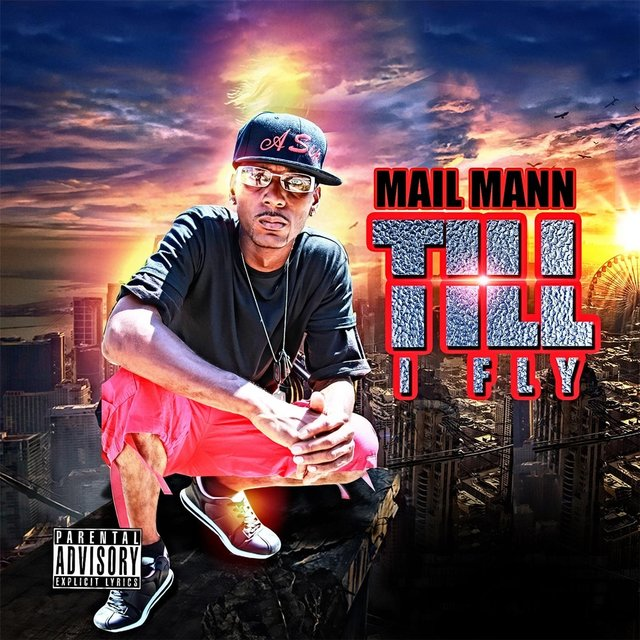 Cover art for album Till I Fly by Mail Mann