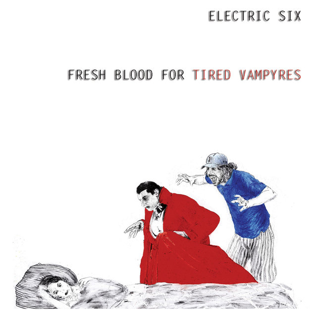 Fresh Blood For Tired Vampyres