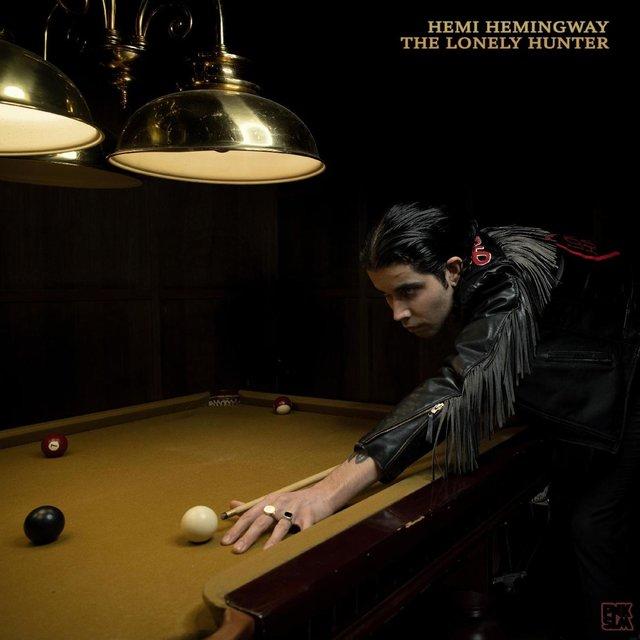Cover art for album The Lonely Hunter by Hemi Hemingway