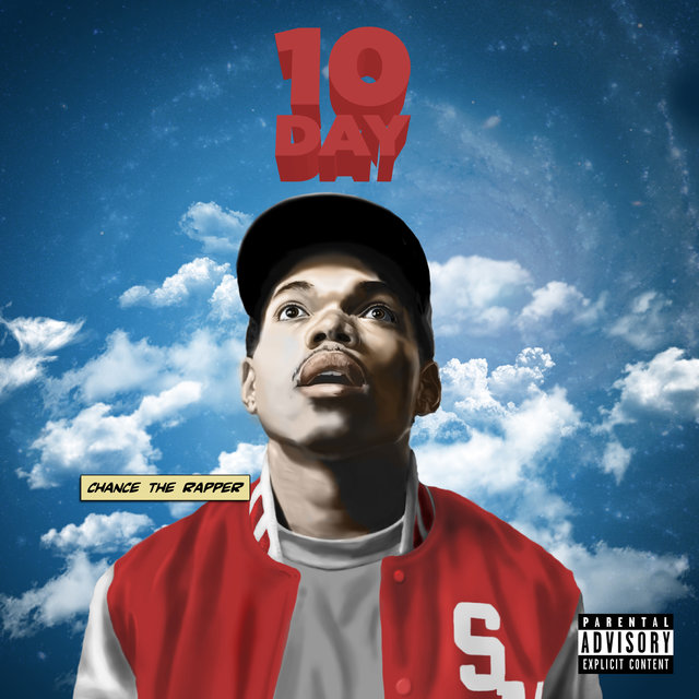 Cover art for album 10 Day by Chance the Rapper
