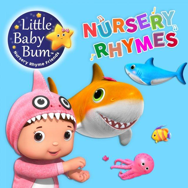 Baby Shark by Little Baby Bum Nursery Rhyme Friends on TIDAL