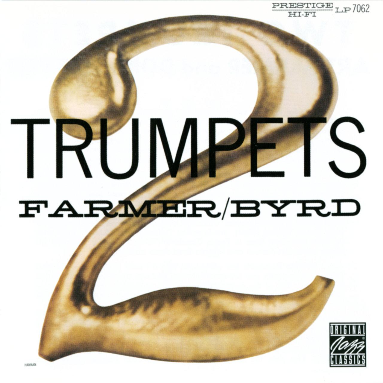 2 trumpets art farmer tidal