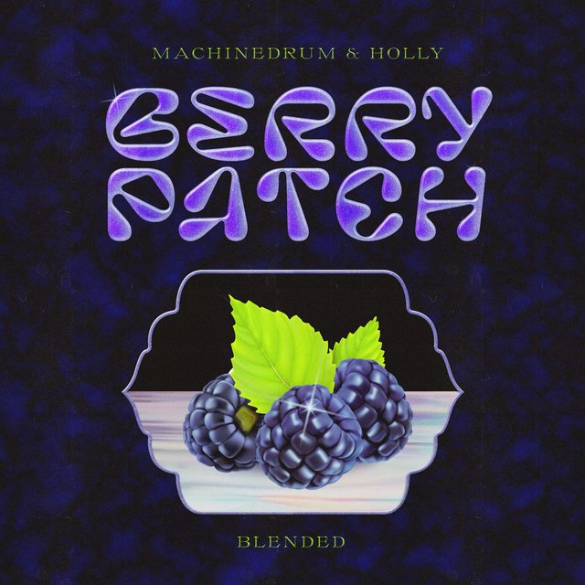 Berry Patch: Blended