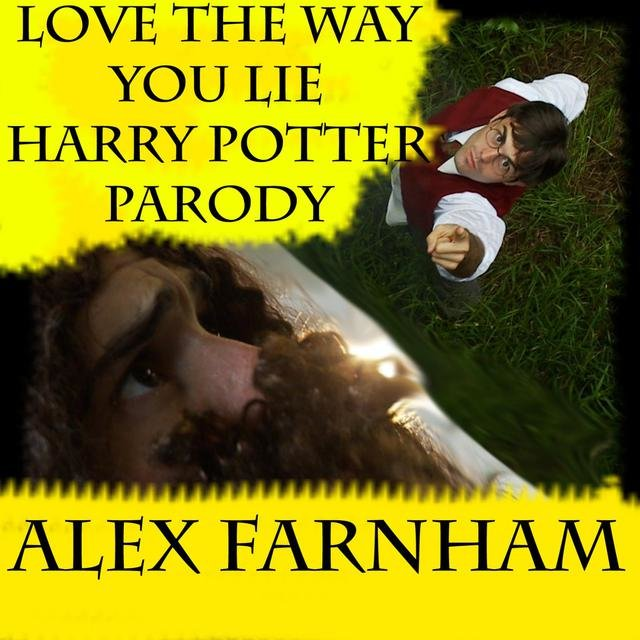 Love the Way You Lie, Harry Potter Parody