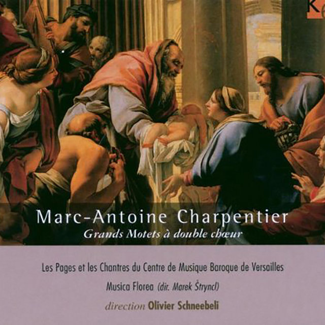 Charpentier: Grands motets à double chœur