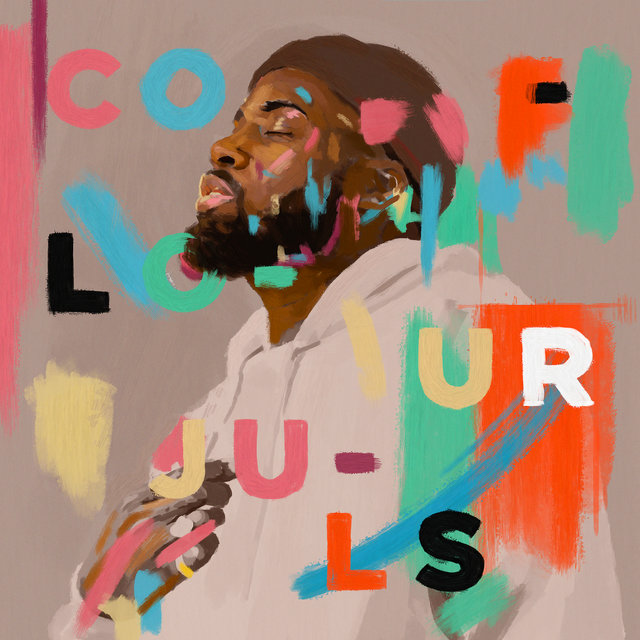 Cover art for album Colour by Juls