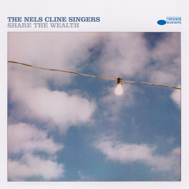 Cover art for album Share The Wealth by The Nels Cline Singers