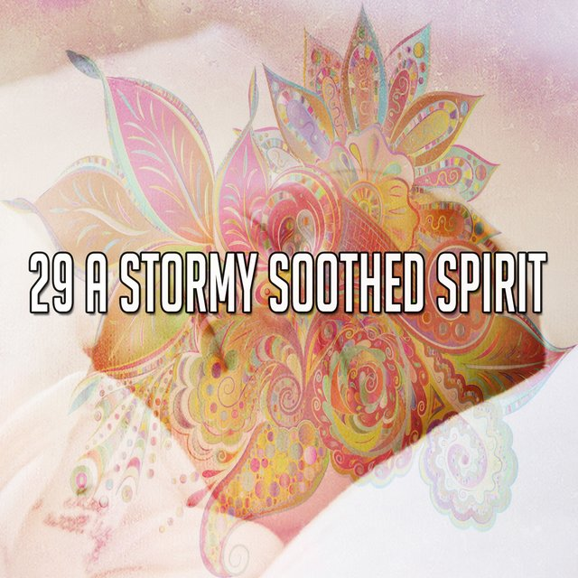 29 A Stormy Soothed Spirit