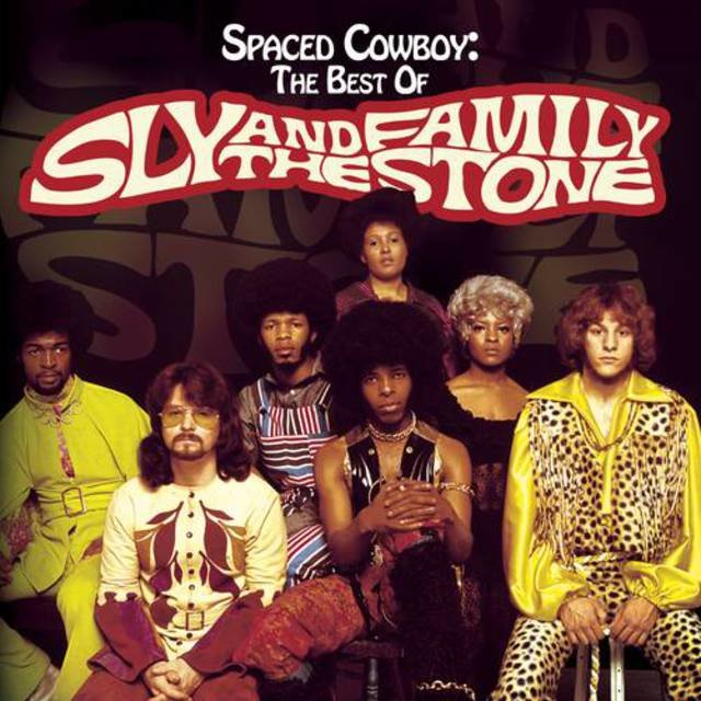 Spaced Cowboy: The Best Of Sly & The Family Stone