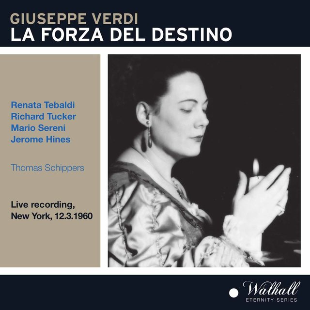 Verdi: La forza del destino (Recorded 1960) [Live]