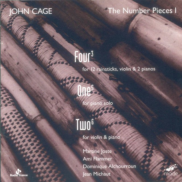 Cage: The Number Pieces, Vol. 1