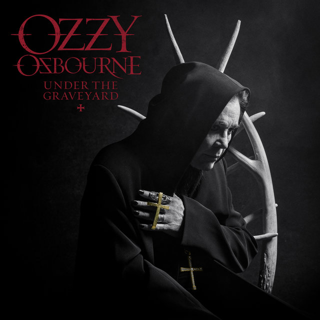 Cover art for album Under the Graveyard by Ozzy Osbourne