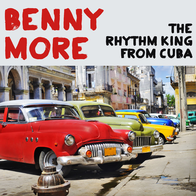 The Rhythm King From Cuba
