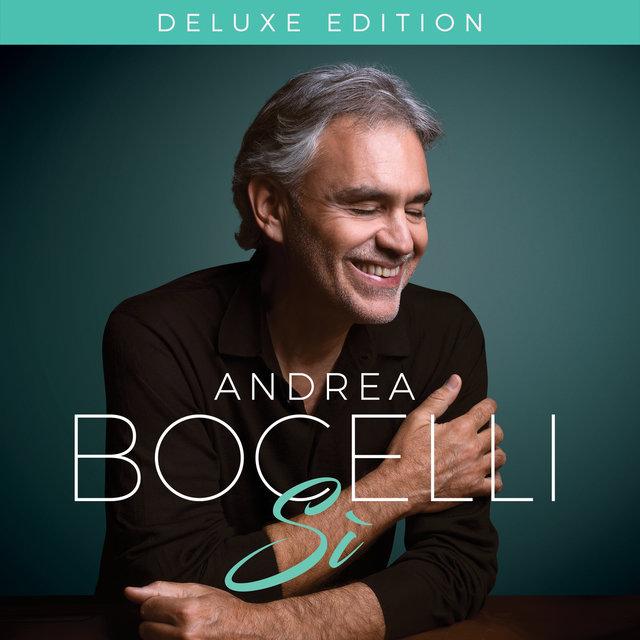 Cover art for album  by Andrea Bocelli, Dua Lipa