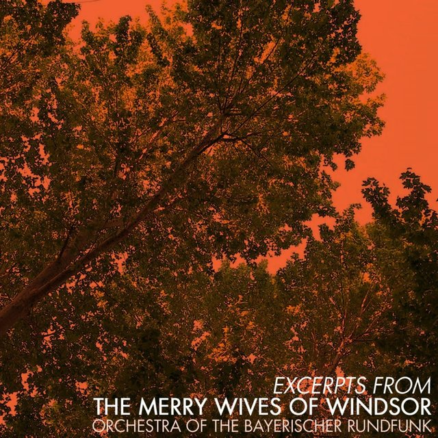 Excerpts From The Merry Wives Of Windsor