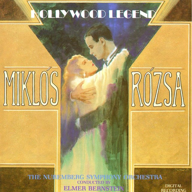 Hollywood Legend - Miklós Rózsa