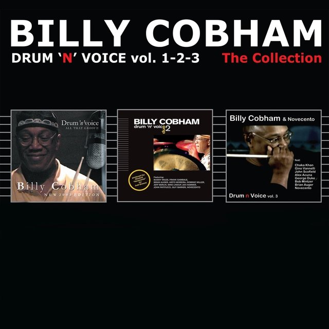 Drum 'N' Voice, Vol. 1, 2, 3