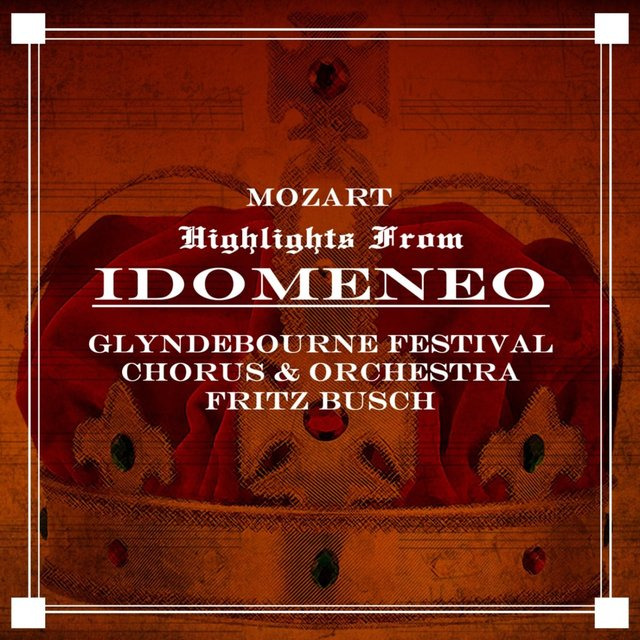 Highlights From Idomeneo
