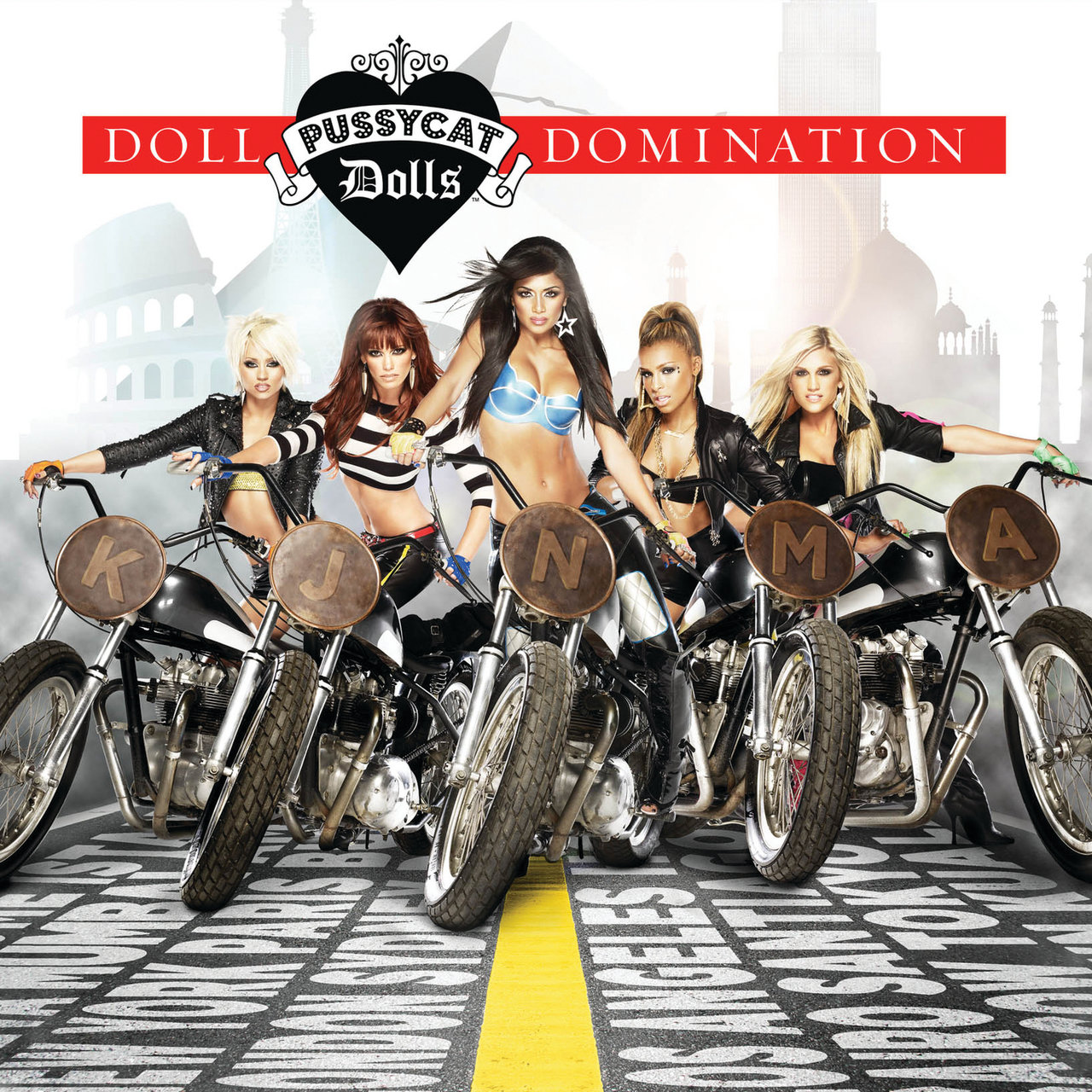 Doll Domination Track Listing