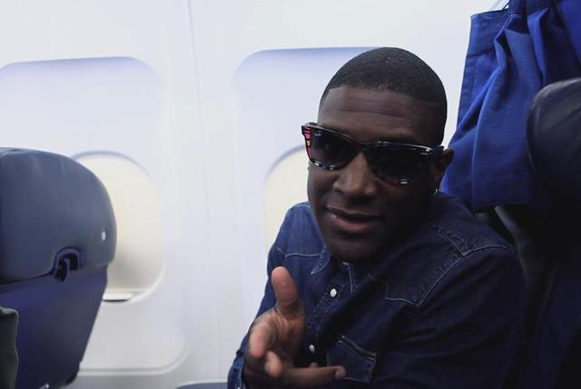Labrinth Video Diary: Snowbombing 2012