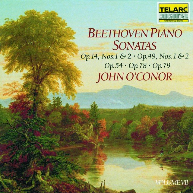 Beethoven: Piano Sonatas Volume 7