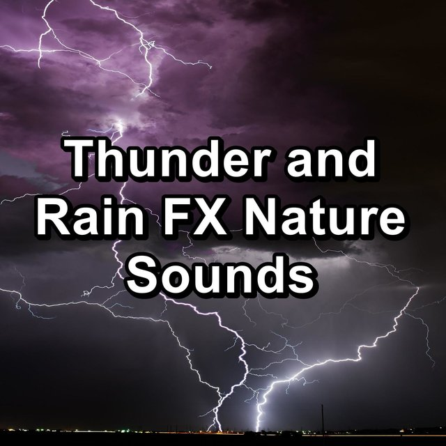 Thunder and Rain FX Nature Sounds