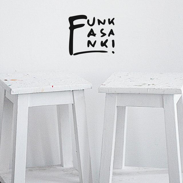 Cover art for album Funkasanki by Funkasanki