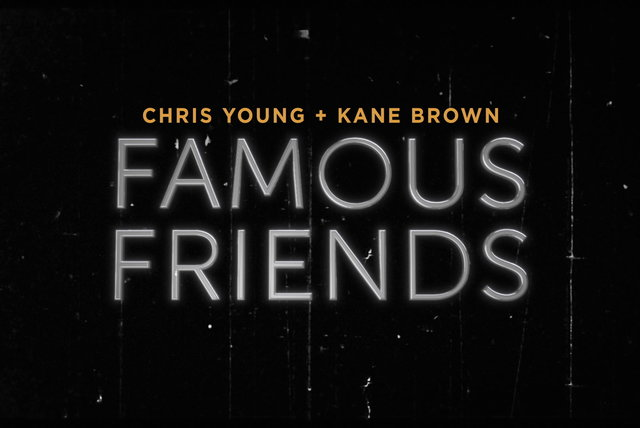 Famous Friends (Lyric Video)