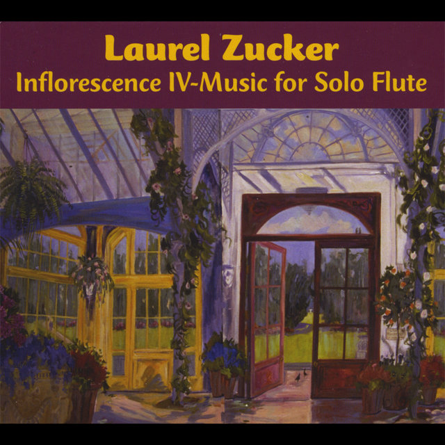 Inflorescence IV-Music for Solo Flute (2 CD set)