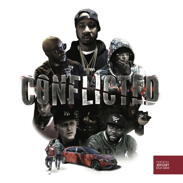 Cover art for album Griselda & BSF: Conflicted (Original Motion Picture Soundtrack) by Various Artists
