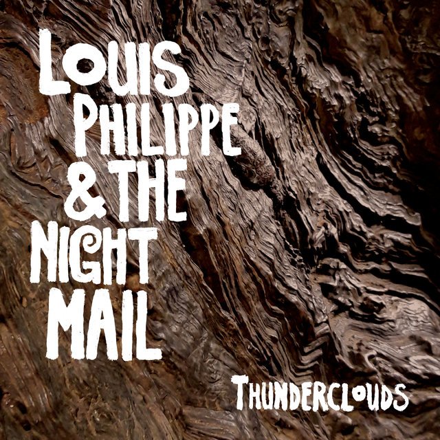Cover art for album Thunderclouds by Louis Philippe, The Night Mail