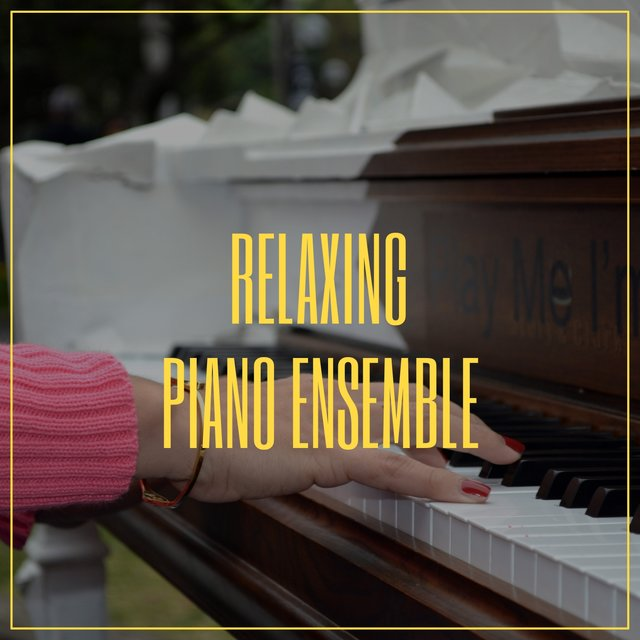 Relaxing Office Piano Ensemble