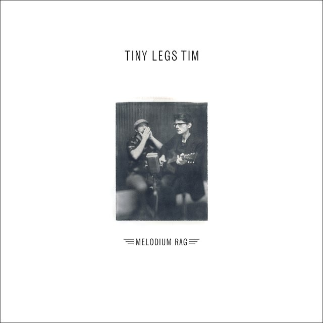 Cover art for album Melodium Rag by Tiny Legs Tim