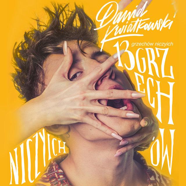 Cover art for album 13 grzechów niczyich by Dawid Kwiatkowski