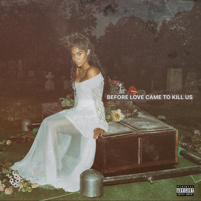 Cover art for album BEFORE LOVE CAME TO KILL US by Jessie Reyez