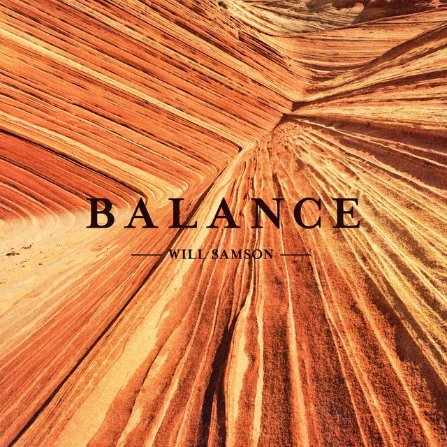 Cover art for album Balance by Will Samson