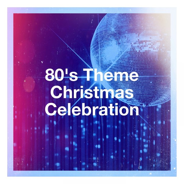 80's Theme Christmas Celebration