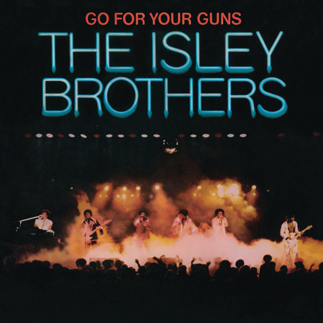 Cover art for album  by The Isley Brothers