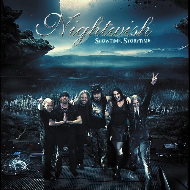 Cover art for album  by Nightwish