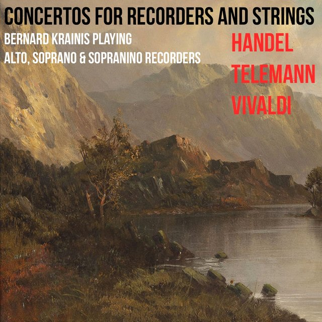 Concertos For Recorders And Strings
