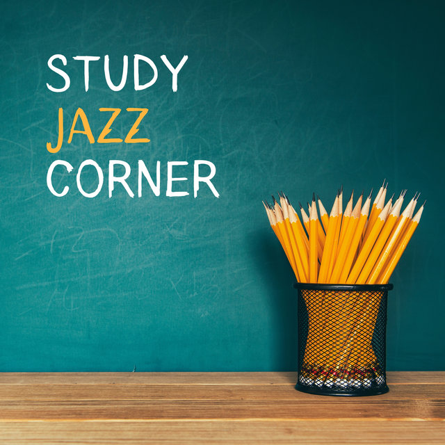 Study Jazz Corner – Learn & Pass the Exams with Nondistracting Cozy Jazz