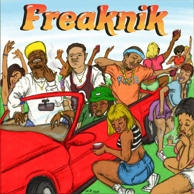 Freaknik (feat. SighRocSpliff, Devy Stonez & Cush With a C)