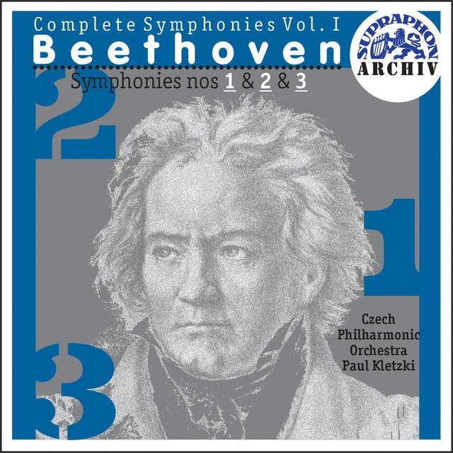 Beethoven: Symphonies Nos. 1, 2 & 3, Egmont Overture