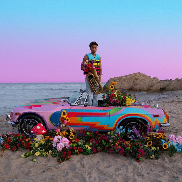 Cover art for album Rainbow Bap by Jaden