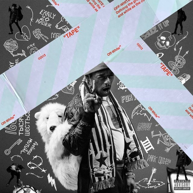 Cover art for album Luv Is Rage 2 (Deluxe) by Lil Uzi Vert