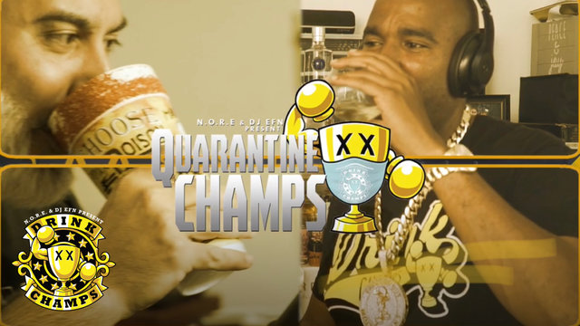 Cover art for album  by Drink Champs