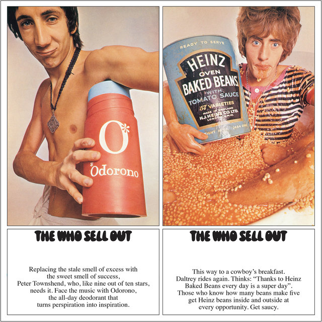 Cover art for album The Who Sell Out (Album Experience) by The Who